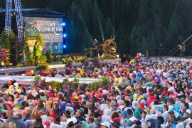 Musi Open Air in Bad Kleinkirchheim